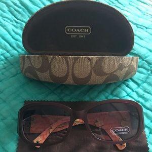 COACH sunglasses (Patti S492)